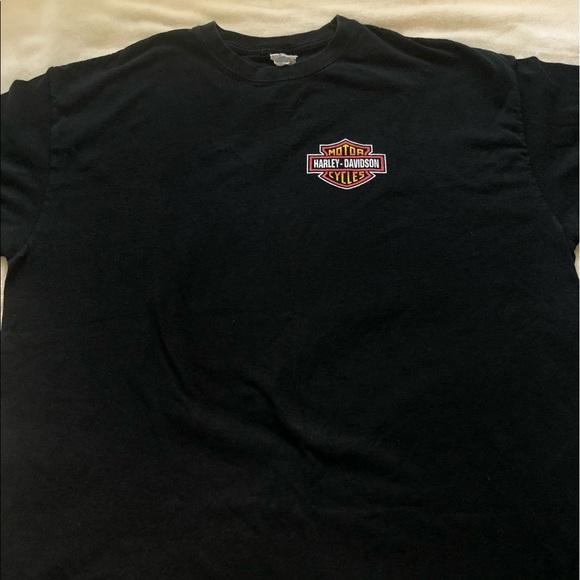 Harley-Davidson Other - black harley davidson t-shirt